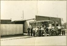 The Laneway Theatre 1920